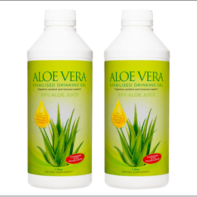 Aloe Twin Pack